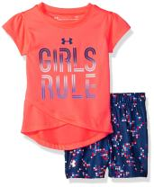 Under Armour Baby Girls Rule Set
