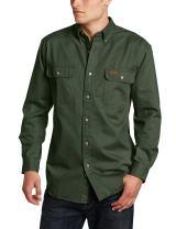 Carhartt Men's Oakman Sandstone Twill Original-Fit Work Shirt