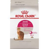 Royal Canin Feline Health Nutrition Savor Selective Dry Adult Cat Food