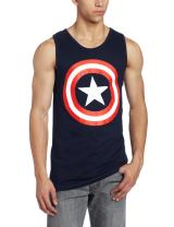 Marvel Captain America Men's Marvel Tank Top