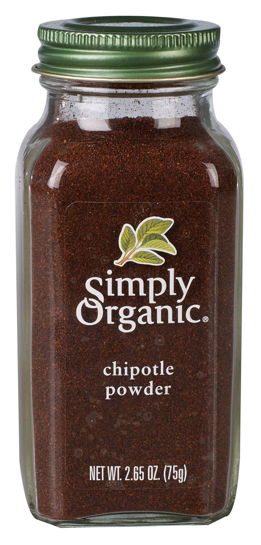 Simply Organic Chipotle Powder, 2.65 Ounce