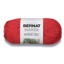 Bernat Maker Home Dec Yarn Fabric, Woodberry