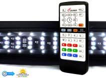 Finnex Planted+ 24/7 LED KLC Aquarium LED Light,  Automated Full Spectrum Fish Tank Light, 36 Inch