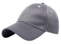Baseball Cap for Women Men Adjustable Back Summer Outdoor Hat Classic Mesh Anti-UV Sun Hat