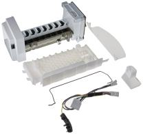 Whirlpool W10583817 Ice Maker Assembly, white