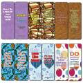 Devotional Bible Verses for Kids Bookmarks Cards (30 Pack) - Life Changing Scriptures - Basket Stuffers for Good Friday Easter Children Day Thanksgiving Christmas Sunday School for Boys and Girls