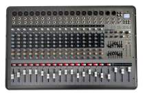 Rockville RPM1870 18 Channel 6000w Amplifier Mixer USB, Effects/ 16 XDR2 Mic Pres