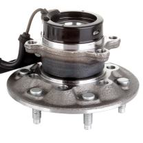 ECCPP Replacement for Front Left Wheel Hub and Bearing Assembly New Canyon,Colorado 4x4 6 Lug W/ABS 515110