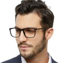 MARE AZZURO Men's Reading Glasses Stylish Readers 0 1.0 1.5 2.0 2.5 3.0 3.5