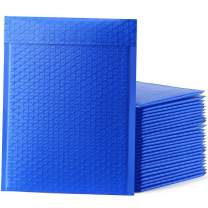 Famagic Poly Bubble Mailer 8.5x12 Inch 25pcs Mailing Envelopes Bubble Padded Mailers Shipping Envelope Self Seal Dark Blue #2
