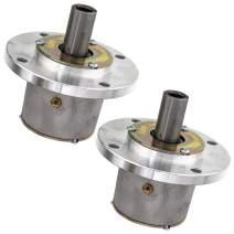 8TEN Deck Spindle for John Deere Snapper Exmark Jacobsen 32 36 48 Inch Deck 1-302030 7-6379 552189 7059759 2 Pack