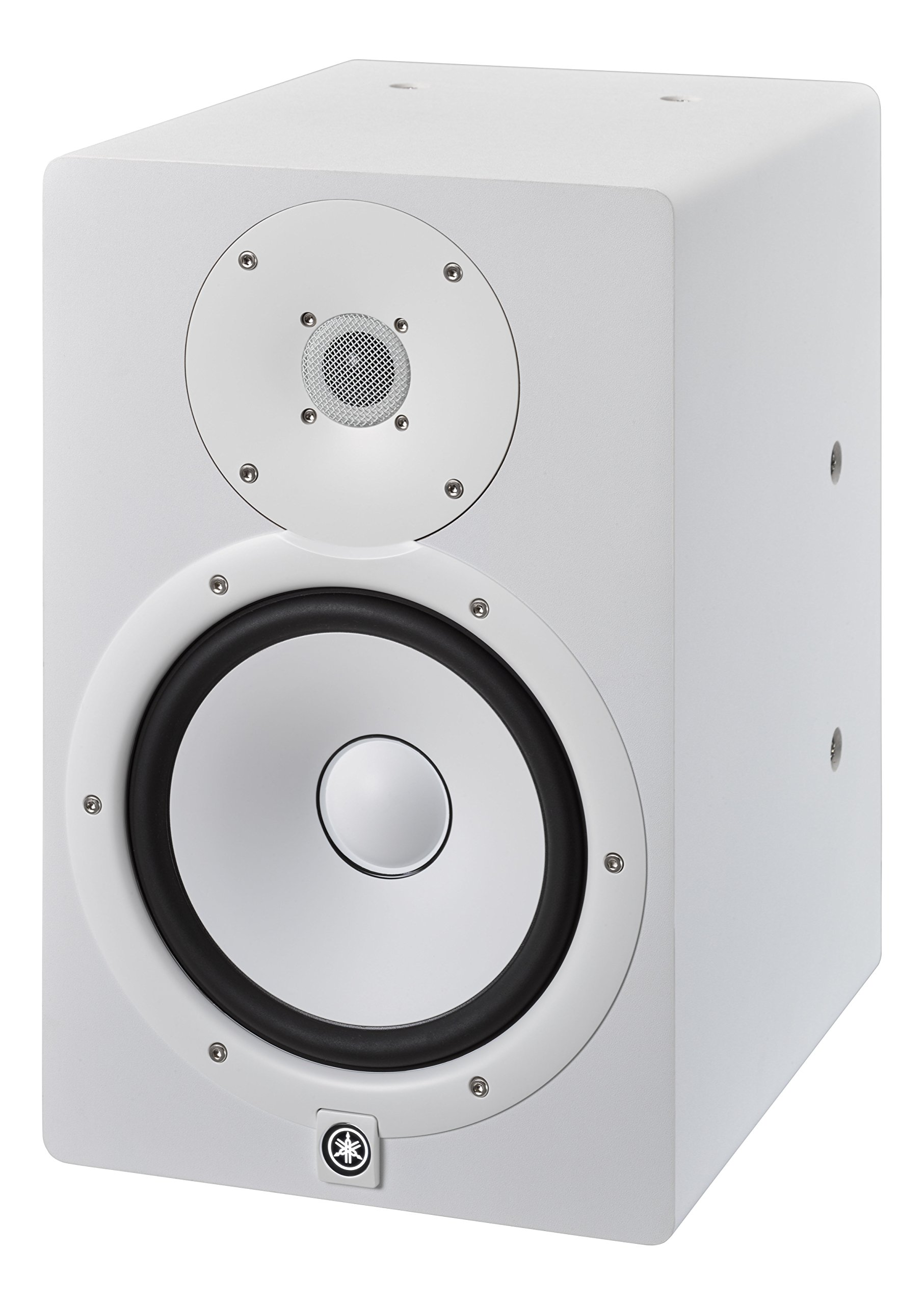 Yamaha HS8I Studio Monitor with Mounting Points and Screws, White