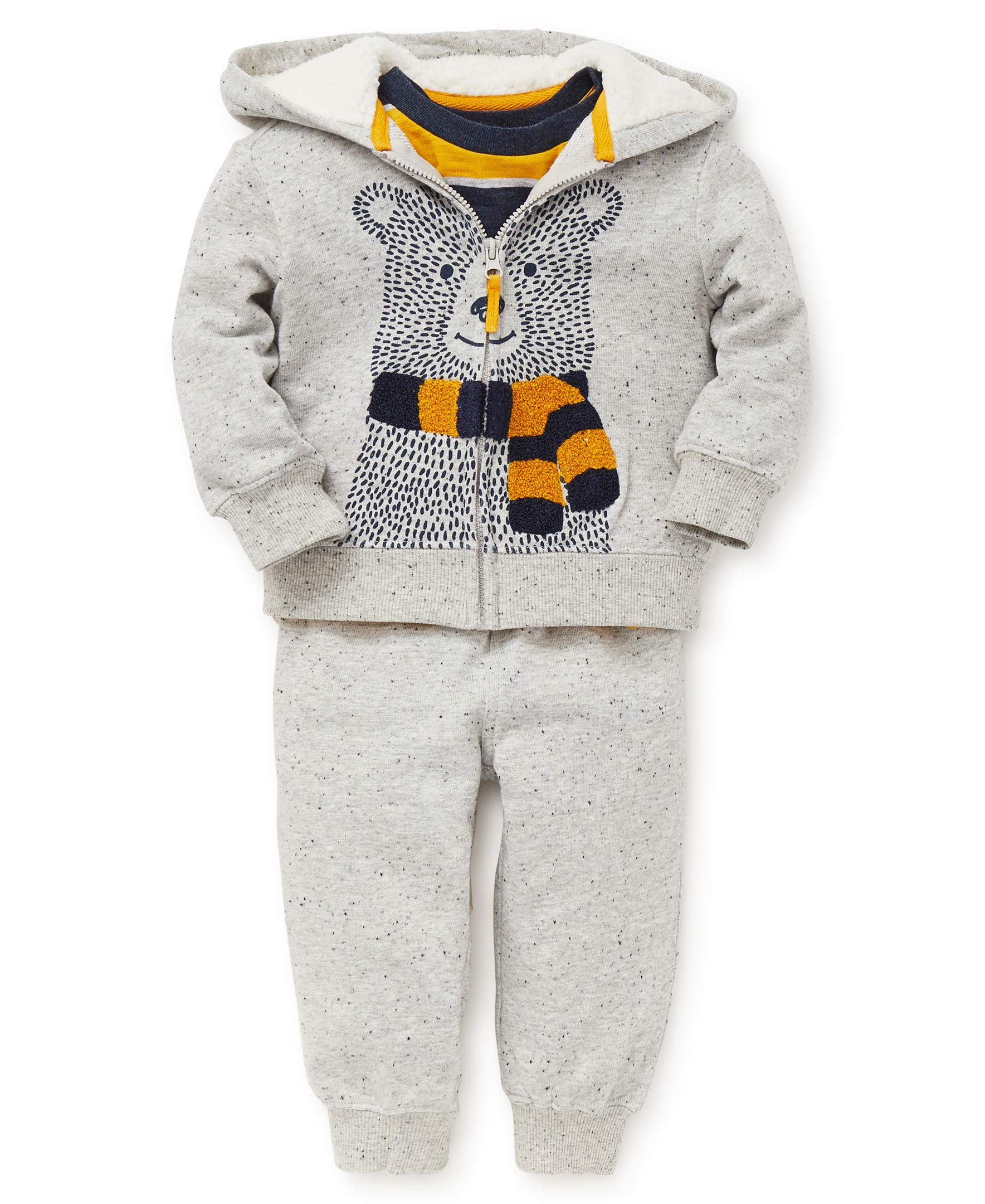 Little Me Baby Boys' Jogger Set