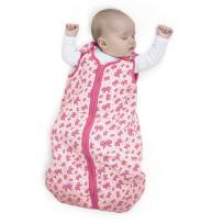 Baby deedee Sleep Nest Tee Baby Sleeping Bag- Happy Butterflies-Small