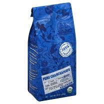Java Trading Company Organic Ground Coffee, Peru Chanchamayo, 10 Oz