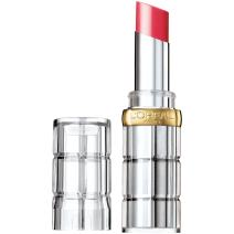 L'Oreal Paris Makeup Colour Riche Shine Lipstick, Lacquered Strawberry, 0.1 oz.