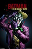 "Trends International DC Comics Movie - The Killing Joke - Key Art Wall Poster, 22.375"" x 34"", Premium Unframed"