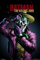 "Trends International DC Comics Movie - The Killing Joke - Key Art Wall Poster, 22.375"" x 34"", Premium Unframed"