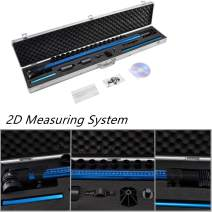 MotorFansClub Auto Body Frame Machine Rack 2D Measuring System Car Measuring Ruler Repair Tool