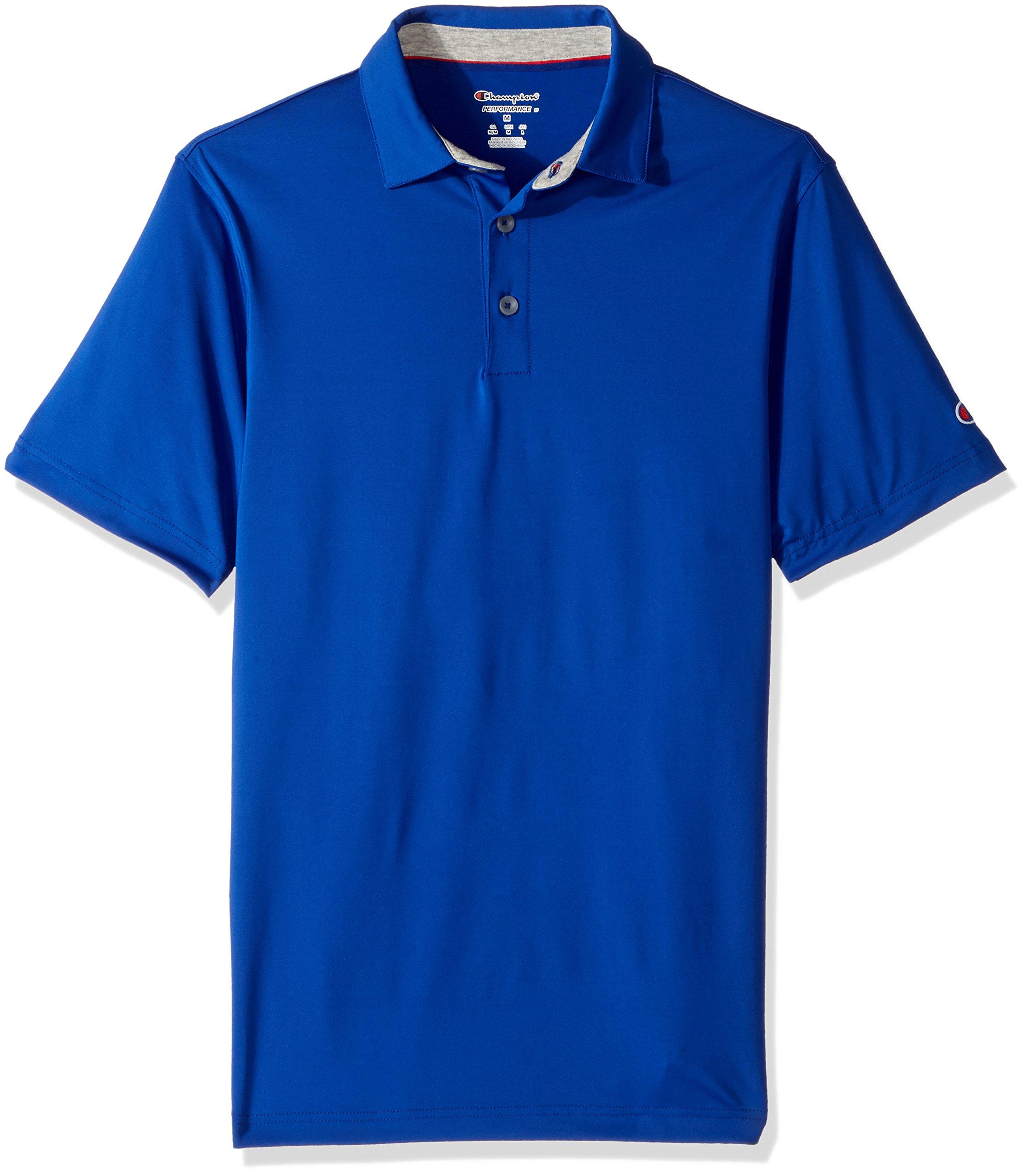 Champion Men's Golf Polo