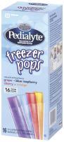 DSS Pedialyte FREEZER POP Nutritional Supplement 2.1OZ (16 Per Box)