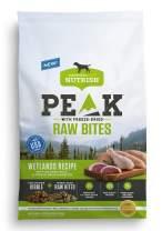 Rachael Ray Nutrish Peak Natural Dry Dog Food with Freeze Dried Raw Bites, Grain Free