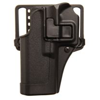 """BLACKHAWK SERPA Concealment Holster - Matte Finish, Size 32, Right Hand, (Taurus 85 series 2"""" .38 (some)"""