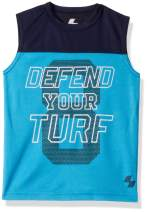 The Children's Place Boys' Big Graphic Tank Top