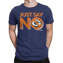 Chicago Football T-Shirt, Just Say No