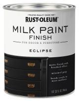 Rust-Oleum 331052 Finish Milk Paint, Quart, Multicolor