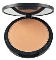 Luxury By Sofia Premium Pressed Bronzer [6 Available Shades]   Natural &Organic Skin Enhancing Ingredients   Hypoallergenic, Highly Pigmented Formula For A Youthful, Sun-Kissed Look (Luminous Glow)