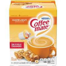 COFFEE MATE Hazelnut Liquid Coffee Creamer 24 ct Box
