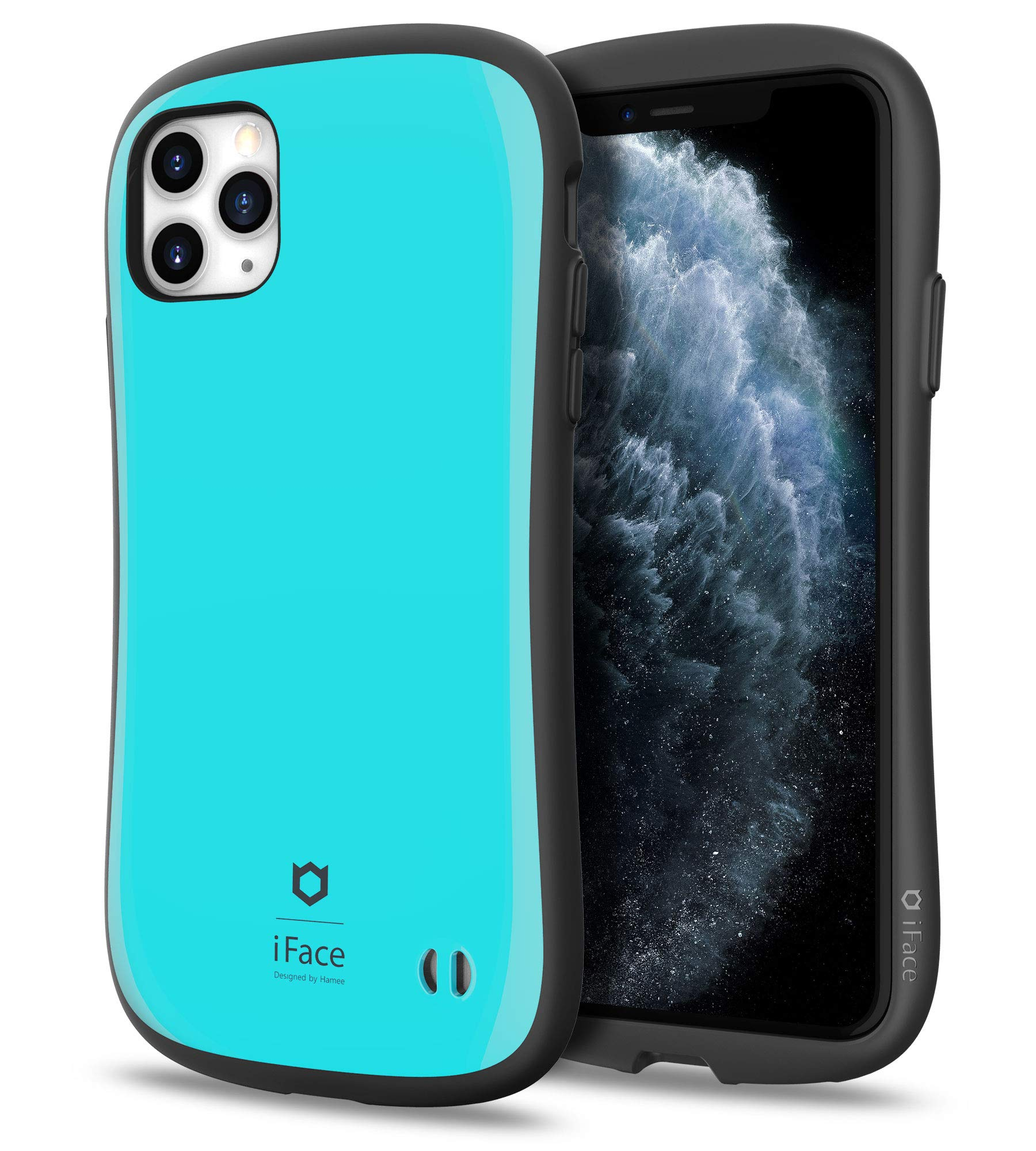 iFace First Class Series iPhone 11 Pro Max Case – Cute Dual Layer [TPU and Polycarbonate] Hybrid Shockproof Protective Cover for Women [Drop Tested] - Emerald