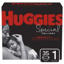 Huggies Special Delivery Hypoallergenic Baby Diapers, Size 1, 35 Ct