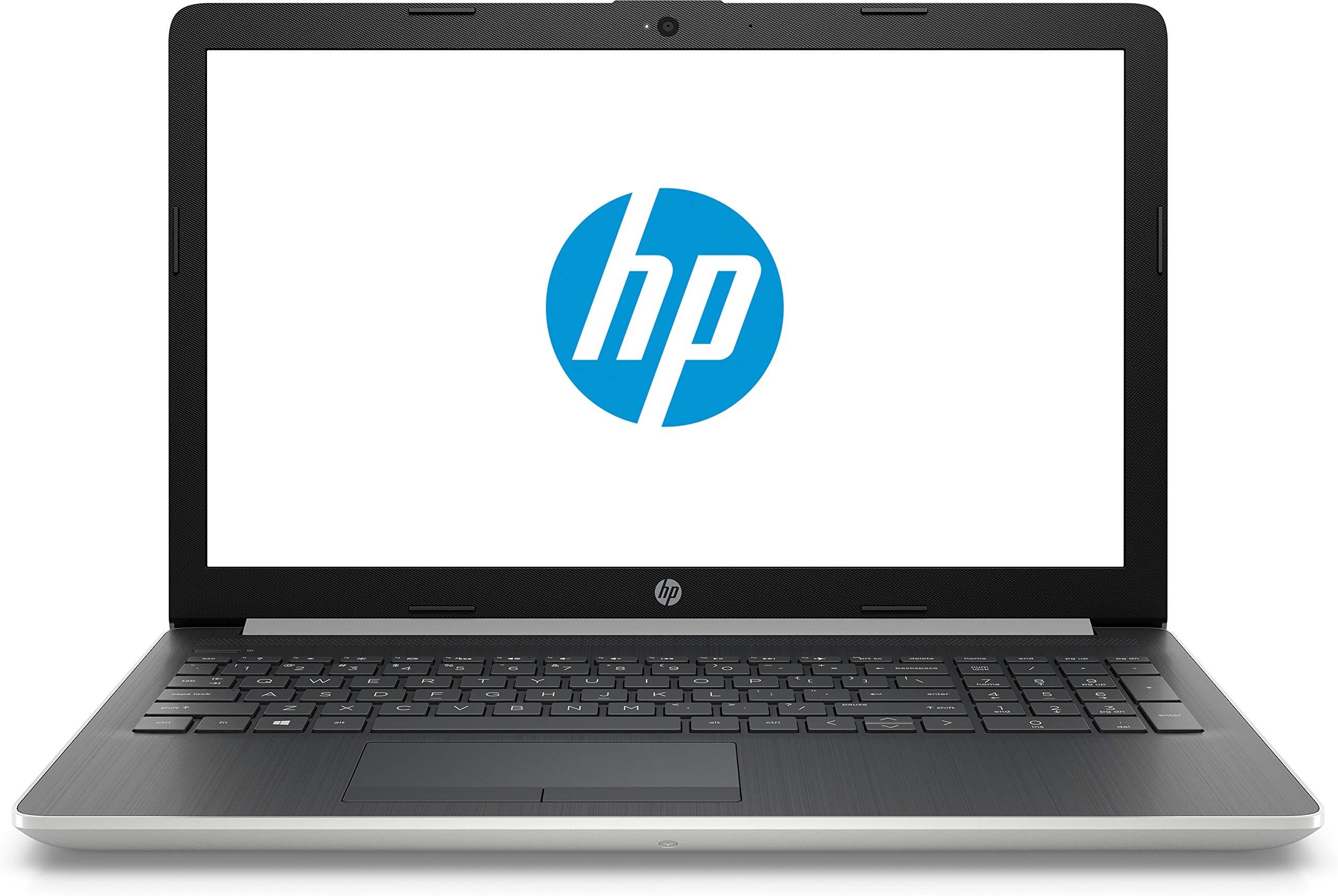 "2019 Newest HP 15.6"" Touchscreen Laptop, Intel Quad-Core i5-8250U, 8GB DDR4 RAM, 128GB SSD, HDMI, DVDRW, Bluetooth, Webcam, WiFi, Win 10 Home"