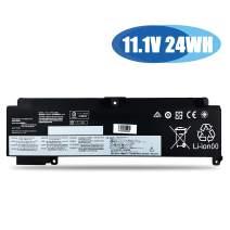 Emaks 00HW024 Battery 00HW025 for Lenovo Thinkpad T460S T470S Series 01AV405 01AV406 SB10J79004 SB10F46463-11.1V 24Wh