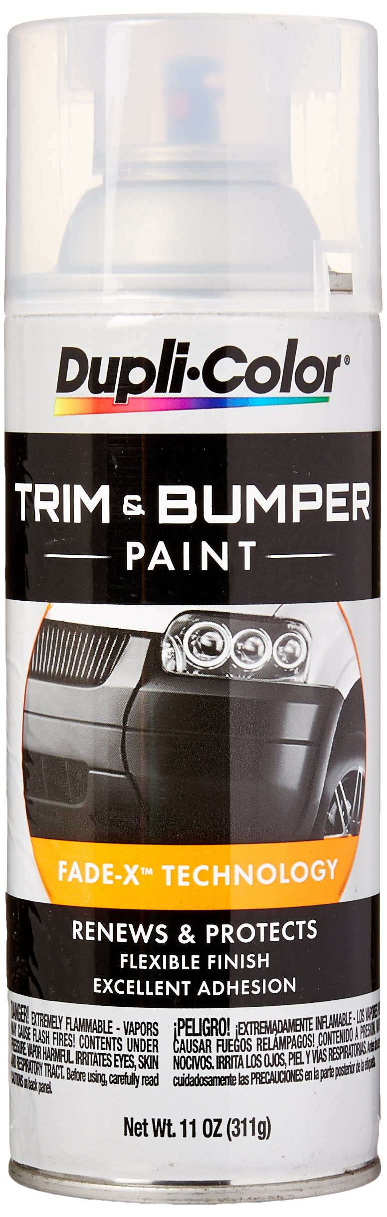 Dupli-Color TB100 Trim and Bumper Paint - 11 fl. oz.