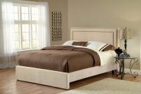 Hillsdale Furniture Amber Bed Set, King, Buckwheat