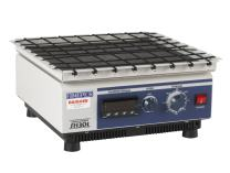 "FINEPCR SH30t, 110V Orbital Shaker, 11.8"" X 11.8"" Platform with Timer and Tachometer, Dual Voltage 110/220V, 8kg Capacity"