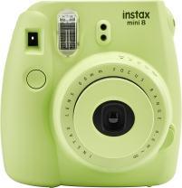 Fujifilm Instax Mini 8 Instant Film Camera - (MARGARITA GREEN)
