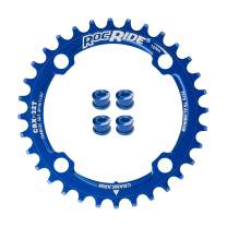 RocRide Narrow Wide Chainring 104 BCD for 9/10/11 Speed