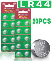 Beidongli LR44 AG13 357 high Capacity 1.5V Button Coin Cell (20pack)