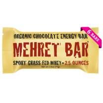 MEHRET Sport Energy Bars (2.5 OZ) 6 Pack
