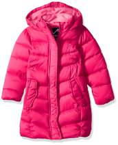 Vertical '9 Girls' Fashion Quilted Bubble Jacket