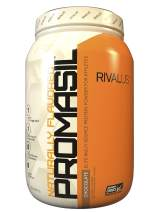 Rivalus Promasil Protein Powder Blend, Natural Chocolate, 2 Pound