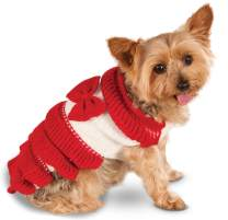 Rubie's Costume Company Holiday Knit Dress for Pet