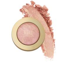 Milani Baked Blush - Rosa Romantica (0.12 Ounce) Vegan, Cruelty-Free Powder Blush - Shape, Contour & Highlight Face for a Shimmery or Matte Finish