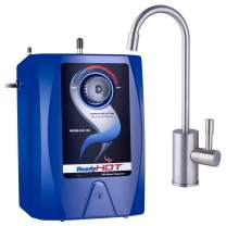 Ready Hot RH-100-F570-BN Hot Water Dispenser System, Includes Brushed Nickel Single Lever Faucet
