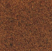 Tri-Grip Durable Rubber-Backed Nylon Carpeted Entry/Interior Mat 8' Length x 4' Width, Browntone by M+A Matting