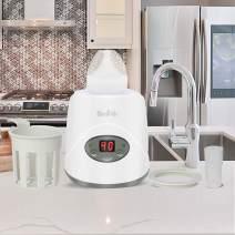 Irene Inevent Baby Bottle Warmer & Bottle Sterilizer, Upgrade Multifunctional Baby Food Heater Quickly Warm Bottles of Breastmilk or Formula